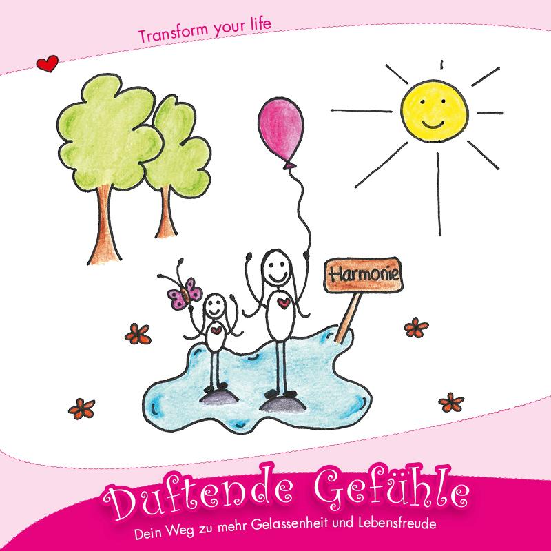 Cover der Meditations-CD Duftende Gefühle